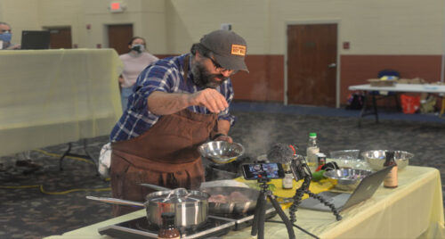 Kids' Cooking Coalition goes virtual