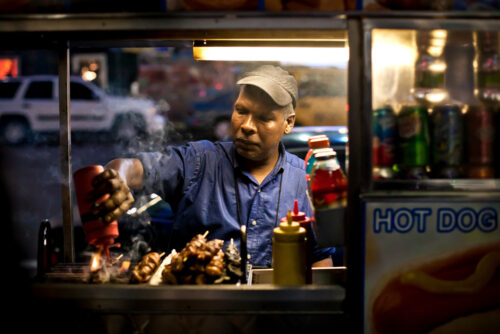 Taking It to the Street: Food Vending During and After COVID-19
