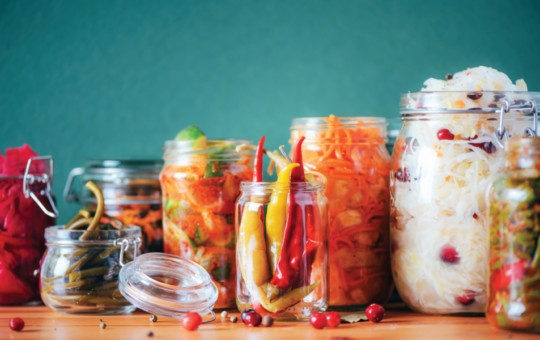 On the cutting edge of fermentation and flavor | 2021-04-13