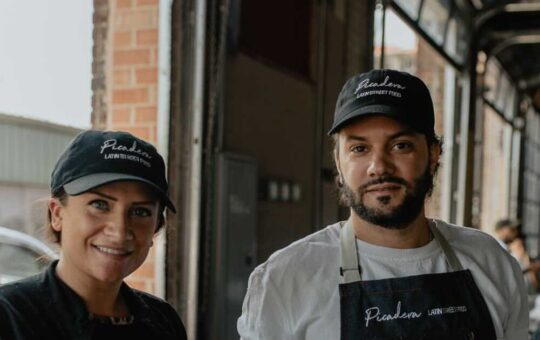 Dominican street food stand Picadera is going strong after a year at North Texas brewery pop-ups