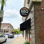 Sauce Magazine – Navin's BBQ will open in the old Guerrilla Street Food space off South Grand this spring