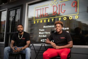 Big 9 Street Food adds traditional flavor to Chattanooga's MLK Boulevard