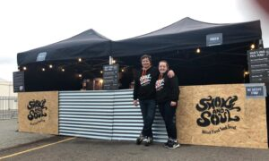 North-east street food vendor to compete for national accolade in Edinburgh
