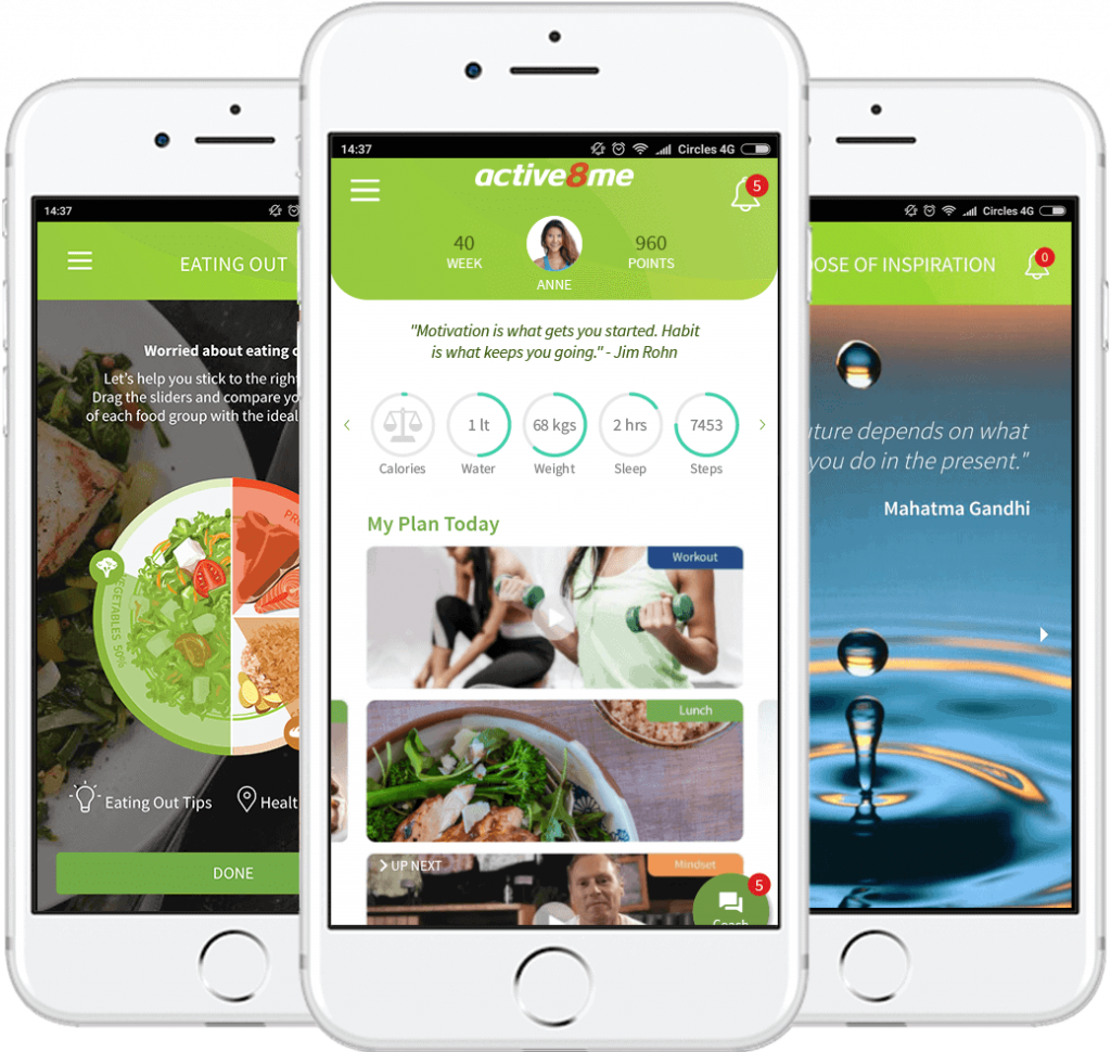 Active8me to offer digital health services on Philippines-based mWell app