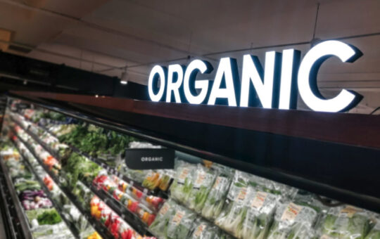 Organic, natural food interest continues to grow