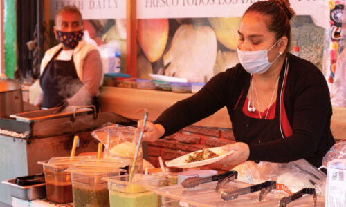 Los Angeles Street Food Vendors Hopeful About New Cart Design Approval