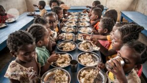 seven priorities to end hunger and protect the planet