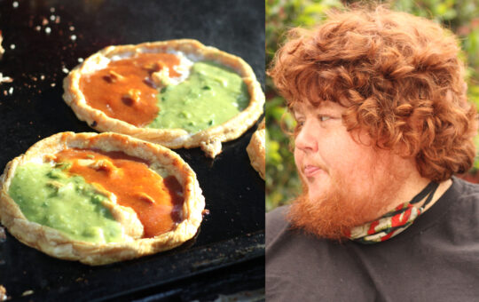 Eating the Most Delicious Street Food in SELA and East Los with L.A.'s Most Talented Mexican American Redhead, Mapped ~ L.A. TACO