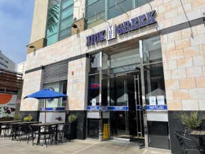 Nick the Greek brings fresh and authentic Mediterranean street food to Downtown -