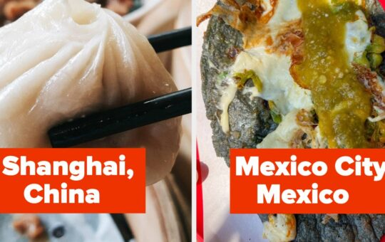 The Best International Cities For Cheap, Authentic Street Food